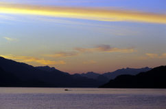 Harrison Lake 3 Stock Photos
