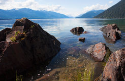 Harrison Lake fotografia stock