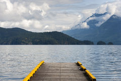 Harrison Lake Stock Images