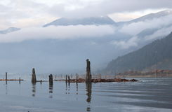 Harrison River Stock Photography