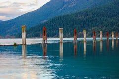 Harrison River Imagem de Stock