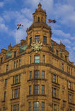 Harrod's department store. View from the world famous Harrod's department store in London, England Stock Photo