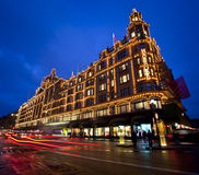 Harrods Royalty Free Stock Photos