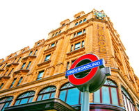 Harrods Stockbilder