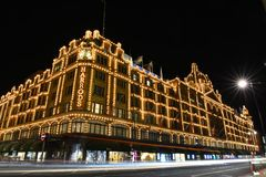 Harrods Stock Photography