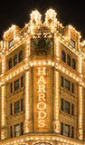 Harrods department store Royalty Free Stock Images