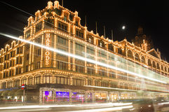 Harrods department store Royalty Free Stock Photography