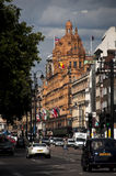 Harrods department store, London Royalty Free Stock Image