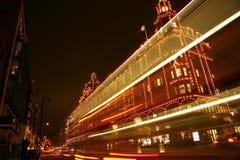Harrods em Londres Imagens de Stock