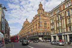 Harrods, London Stock Image