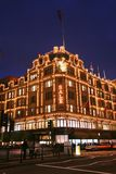 Harrods in London Royalty Free Stock Images