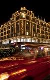 Harrods in London Stock Photo