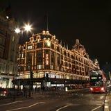 Harrods in London Royalty Free Stock Image