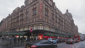 Harrods tecken