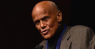 harry belafonte Royalty Free Stock Photography