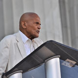 Harry Belafonte Photos libres de droits