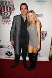 Harry Bridgen and Paula Labaredas Royalty Free Stock Photo