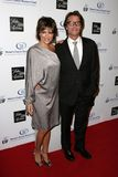 Harry Hamlin, Lisa Rinna Royalty Free Stock Photography