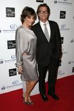 Harry Hamlin, Lisa Rinna Stock Image