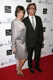 Harry Hamlin, Lisa Rinna Royalty Free Stock Images