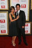 Harry Hamlin, Lisa Rinna. Lisa Rinna and Harry Hamlin at the 2007 TV Guide Emmy After Party. Les Deux, Hollywood, CA. 09-16-07 Royalty Free Stock Photo