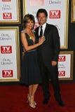 Harry Hamlin, Lisa Rinna Royalty Free Stock Photo