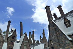 Harry potter. The wizarding world of harry potter at universal studio orlando Stock Images