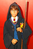 Harry Potter. At The Wax Figurine Exposition Held At The Geology Museum In Bucharest, Romania stock photos