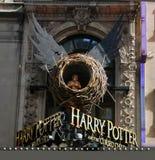 Harry Potter On Broadway lizenzfreie stockfotos