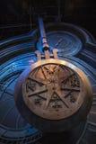 Harry Potter Clock Tower Pendulum Royaltyfria Foton