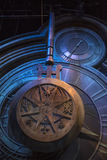Harry Potter Clock Tower Pendulum Arkivbilder