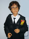 Harry Potter. Exhibit of wax museum in Odessa Royalty Free Stock Photo