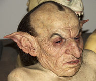 Harry Potter Goblin Prosthetic Royalty-vrije Stock Afbeelding