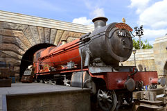 Harry Potter Hogwarts Express Royalty Free Stock Photography