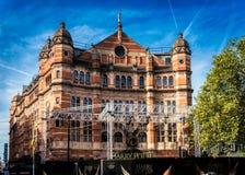 Harry Potter Live en el teatro Londres del palacio foto de archivo libre de regalías