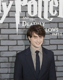 Harry Potter Premiere stock afbeelding