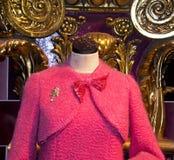 Harry Potter Studio Tour: Dolores Umbridge Imágenes de archivo libres de regalías