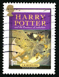 Harry Potter UK Postage Stamp Stock Photography
