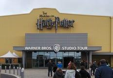 Harry Potter v?rld royaltyfria foton