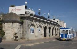 Harry Ramsden`s Restaurant. Bournemouth Stock Image
