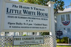 Free Harry S. Truman Little White House Royalty Free Stock Photography - 109796547