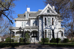Harry Truman Residence Royaltyfri Fotografi