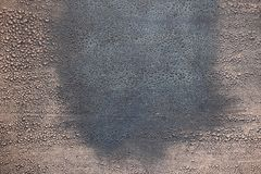 Grunge background. Cracked paint with bluish and pinkish tones stock image