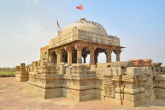 Harshat Mata temple Royalty Free Stock Image