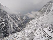 Harshil, Uttarakhand, Índia Fotografia de Stock Royalty Free