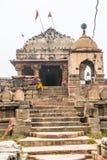 Harshshat Mata świątynia w Abhaneri, India Zdjęcia Stock