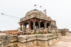 Harshshat Mata świątynia w Abhaneri, India Fotografia Stock