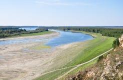 Harsova landscape Royalty Free Stock Photo