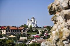 Harsova's church Stock Photography