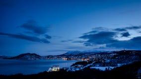 Harstad стоковое фото